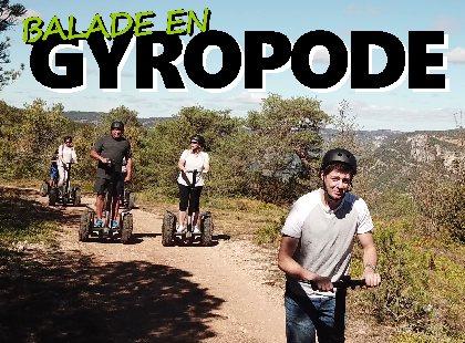 La rando des fainéants - Gyropodes,