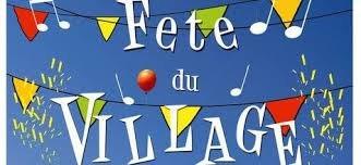 fête du village de La Salvetat Peyralès