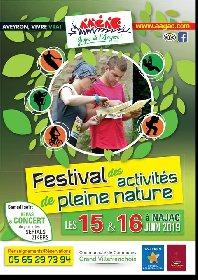 Festival des activités de pleine nature