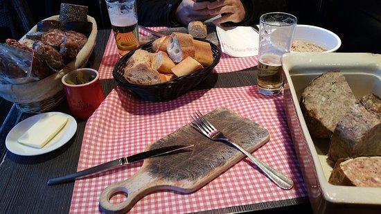 Petit déjeuner du vigneron - Bruéjouls