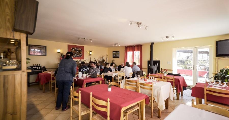 Parc de loisirs des Bouscaillous - La table des Bouscaillous