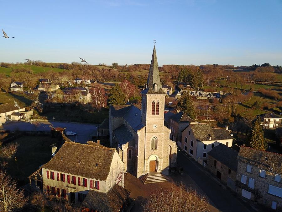 Village de La Capelle-Bleys