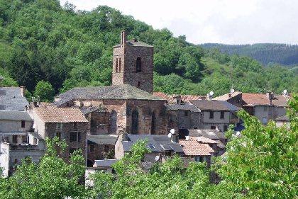 Collégiale de Saint-Sernin, Office de Tourisme Rougier d'Aveyron Sud