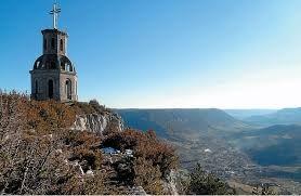 Rando pédestre autour du Piédestal de Fontaneilles et du château de Peyrelade