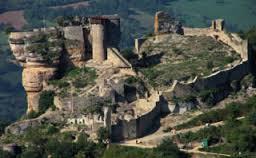 enfant moins de 12 ans Château de Peyrelade