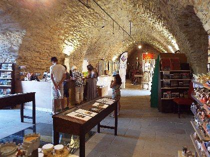 Accueil, Office de Tourisme du Pays de Roquefort et du Saint-Affricain. Accueil de Saint-Affrique