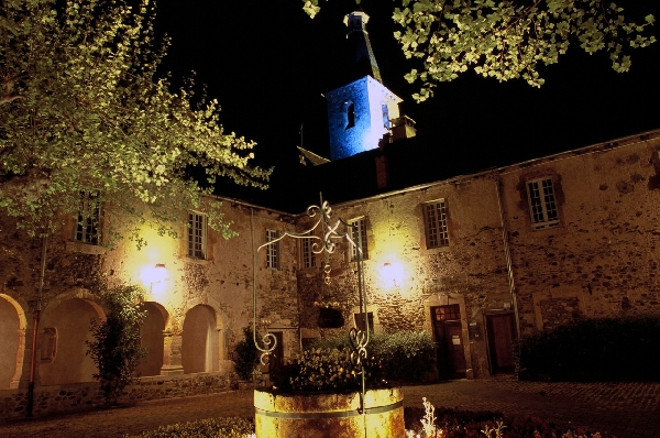 Visite libre de Saint Geniez d'Olt