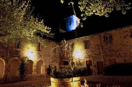 Visite de Saint Geniez d'Olt
