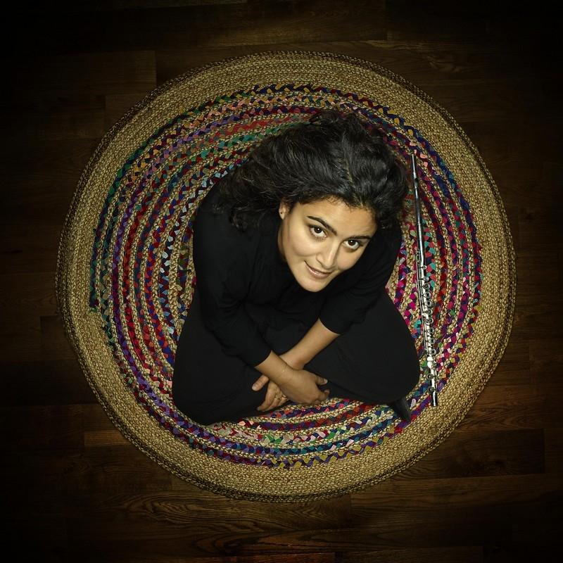Concert - Naïssam Jalal et son trio (Labyrinthe Musical en Rouergue)