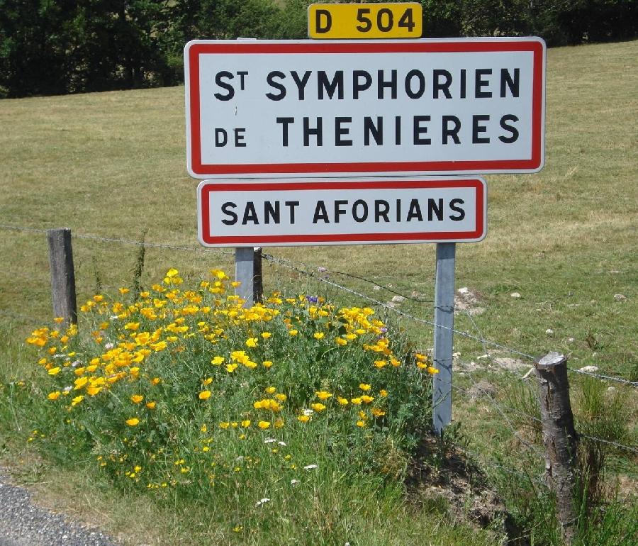 Fête à Saint-Symphorien