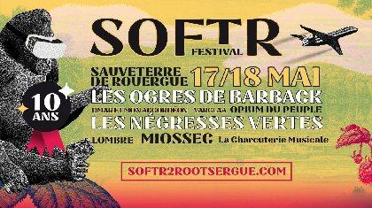 Festival Soft'R - musiques actuelles