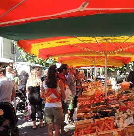 Marché de Sévérac d'Aveyron