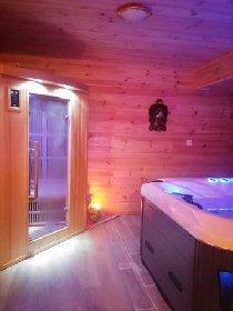 sauna spa,