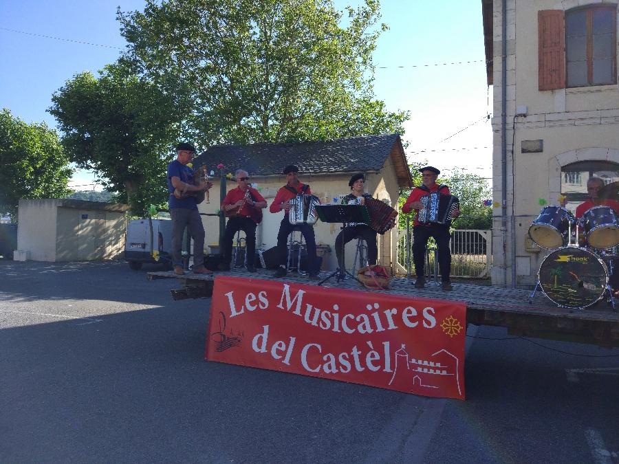 Fête de la Musique à Sévérac-le-Château