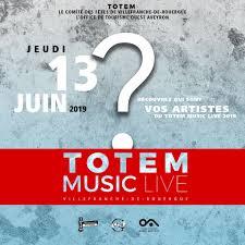 Concert - TOTEM Music Live 2021