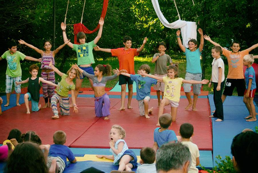 Cirka Kana-Valka - art du cirque
