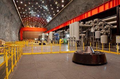 Centrale hydroélectrique de Montézic