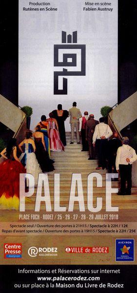 THEATRE : PALACE