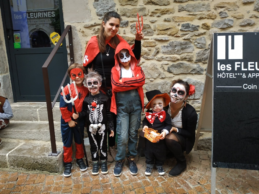 Halloween en Bastide