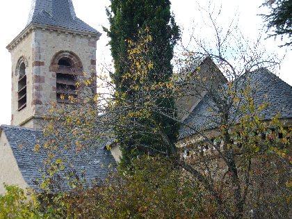 Récital de piano à l'église romane de La Salvetat des Carts