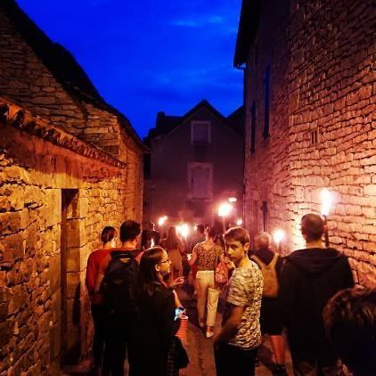 Visites Nocturnes de Villeneuve