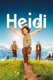 ESTIVADA 2018 : CINEMA : HEIDI