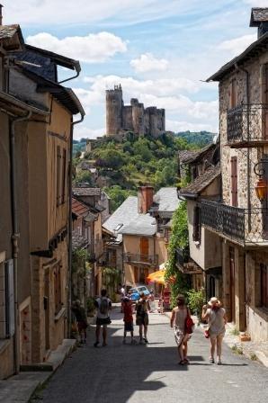 Aveyron. Najac. Chambre d'hote Aveyron. Etape VRP.Occitanie. Visite guidée : Najac à travers les métiers
