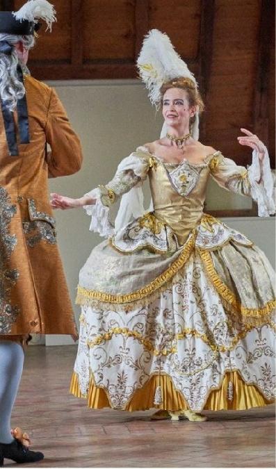 Stage d'été - Découverte de la danse baroque