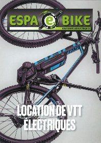 ESPA E-Bike - Location de VTT à assistance électrique