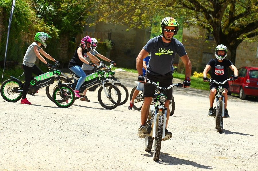 Air Globe - Fun e-bike (groupes)