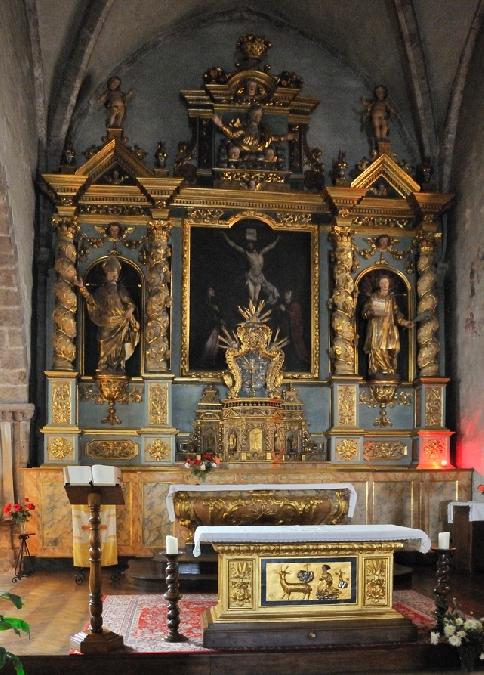 Journées du patrimoine : église Saint-Blaise Saint-Etienne du Monastère / ANNULE