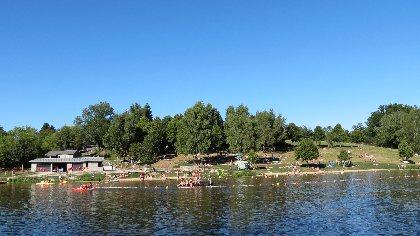 Base nautique de St-Gervais, Ot Saint-Amans-des-Côts