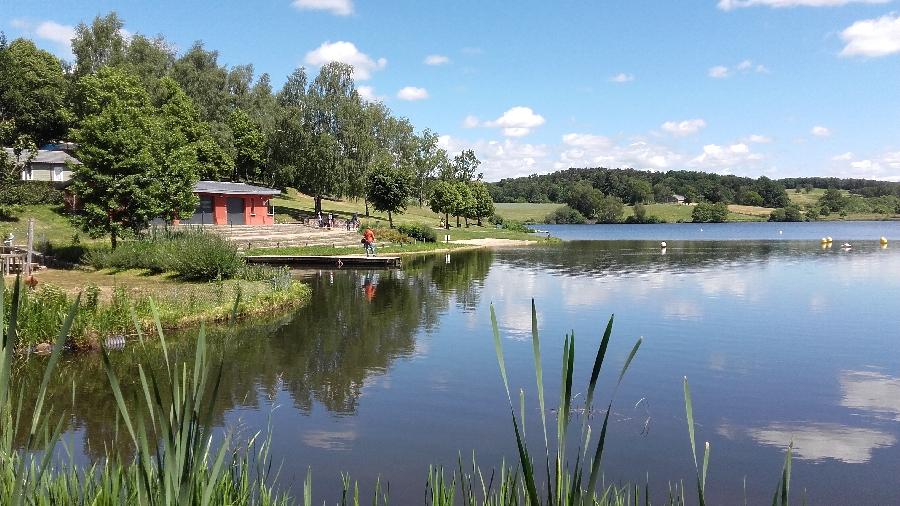 Lac de St-Gervais