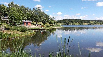 Lac de St-Gervais, OFFICE DE TOURISME CANTONAL DE SAINT AMANS DES COTS