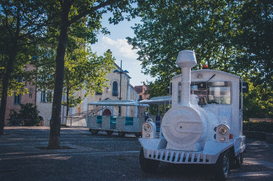 Petit Train de Millau