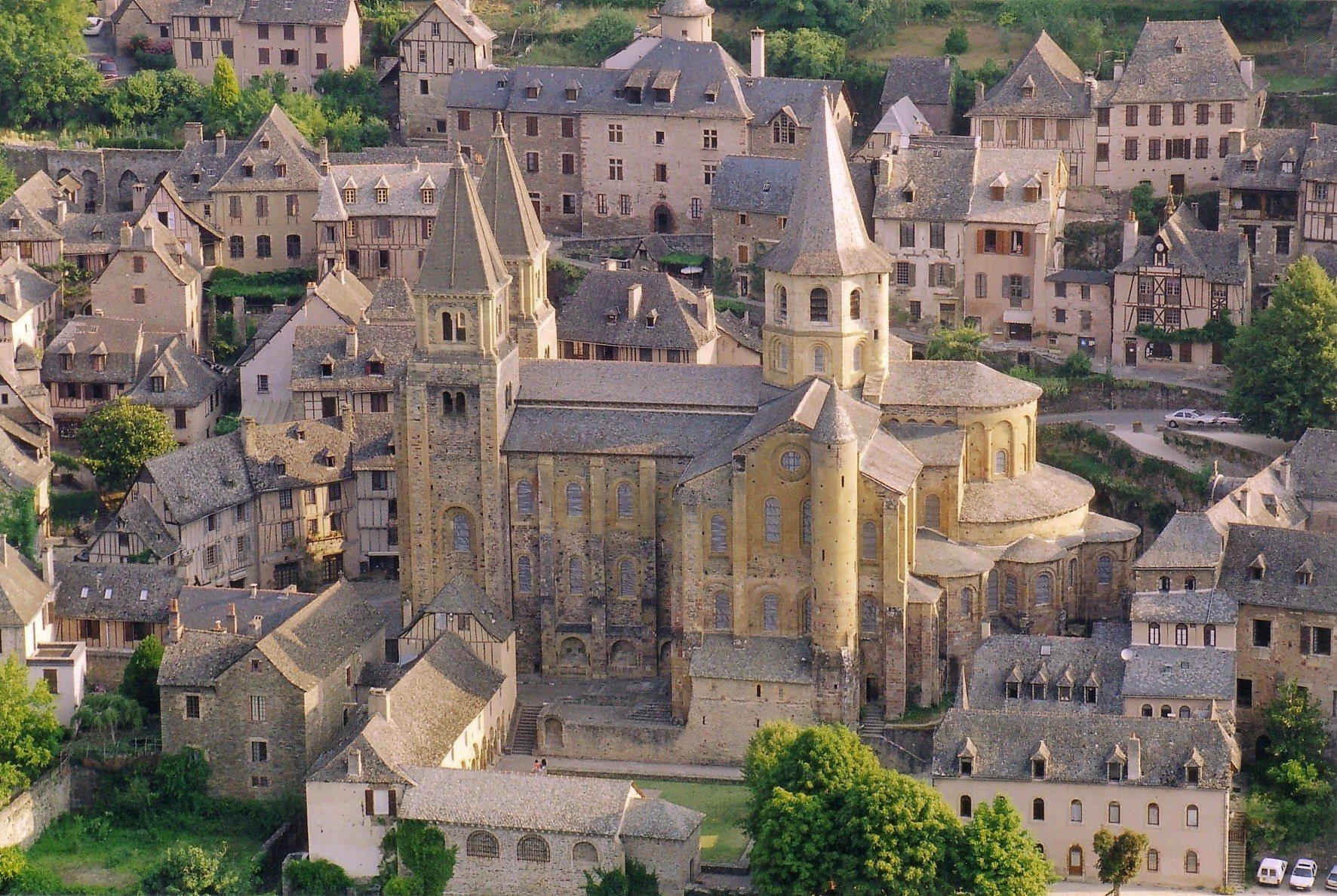 Abbatiale Sainte-Foy de Conques, Conques-en-Rouergue | Patrimoine |  Tourisme Aveyron