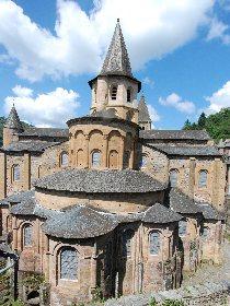 Abbatiale romane Sainte-Foy de Conques