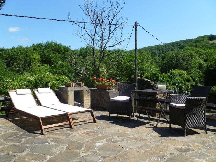 Maison de vacances dans l'Aveyron, Sud de la France ABRITEL