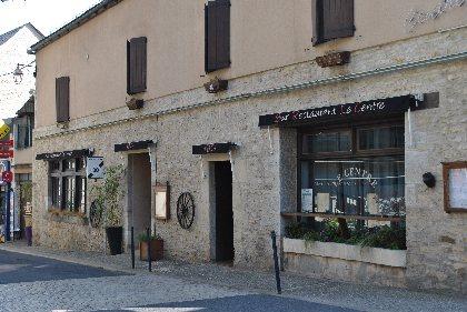Bar Restaurant Le Centre (groupe), Office de Tourisme des Causses à l'Aubrac