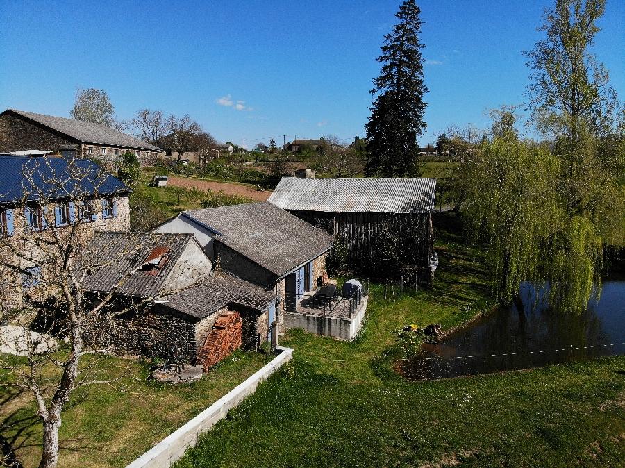 Gite le Bouscaillou - La Porcherie