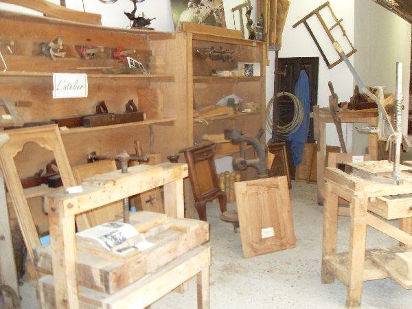 Musée rural du bois - Journées Européennes du Patrimoine