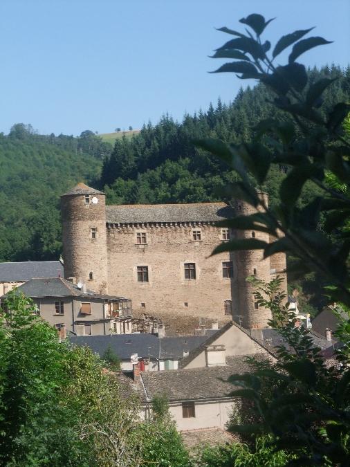 Les Journées du Parimoine au Château de Coupiac