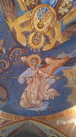 Les Journées  du Patrimoine à la chapelle du St-Voile