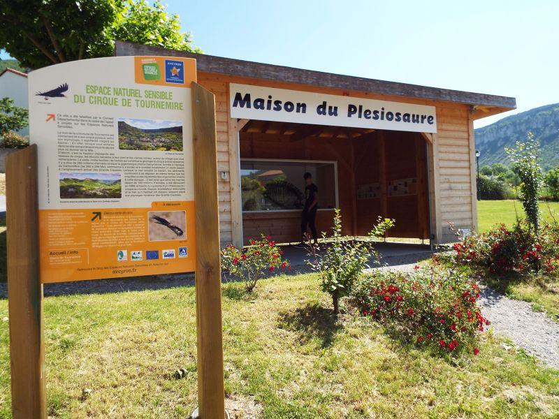 Les Journées du Patrimoine : la Maison du Plésiausaure