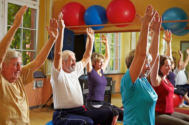 ATELIERS SPORT SENIOR Cycle n°6- Ségur