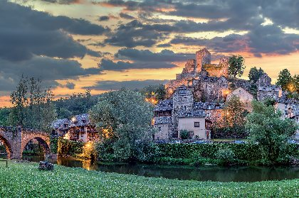 Circuit des 10 Plus Beaux Villages de France
