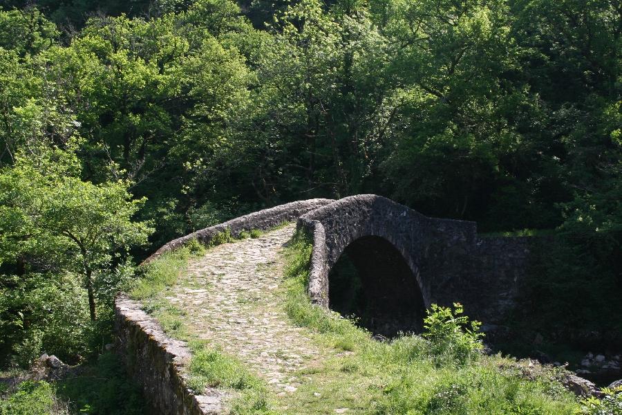 Le pont du Cayla