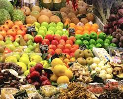 Petit marché de Foissac, le vendredi soir