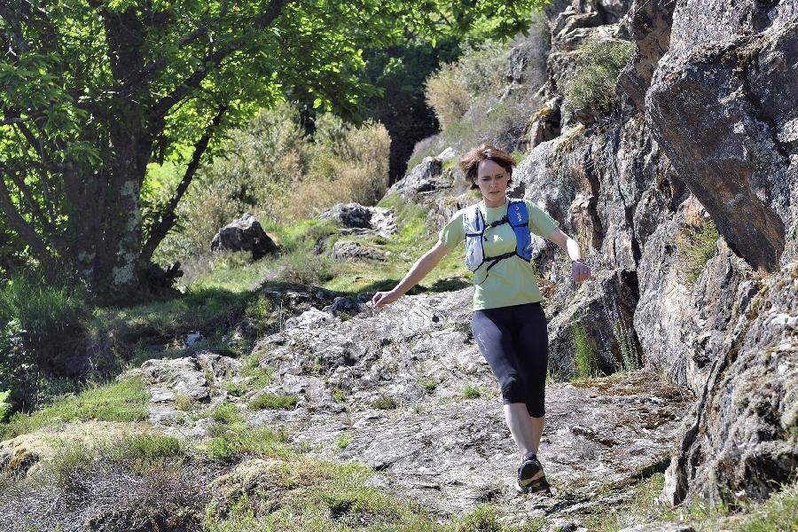 Parcours Trail La Vinzelle n° 2