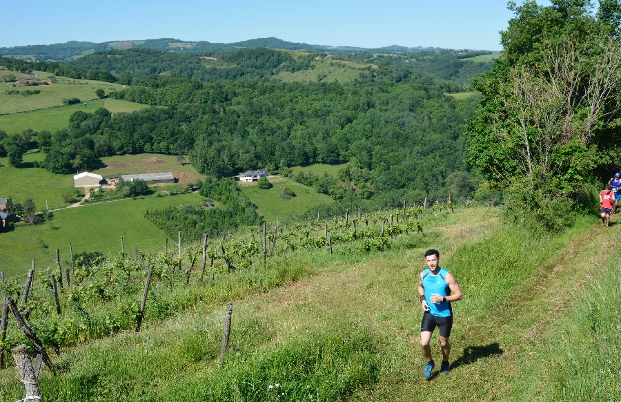Parcours Trail Nauviale n° 12